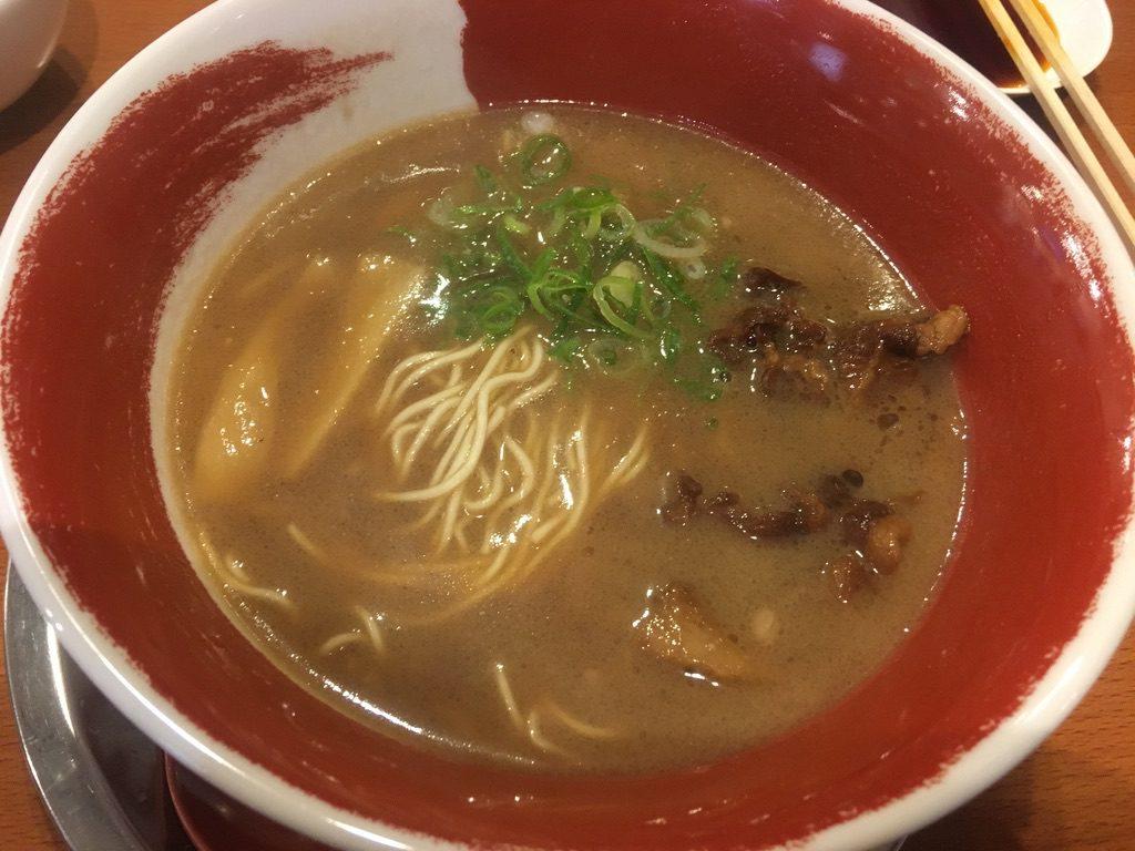 麺王徳島らーめん