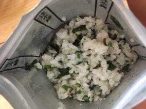 尾西食品_梅わかめ_完成1